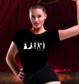 Burlesque T-shirts