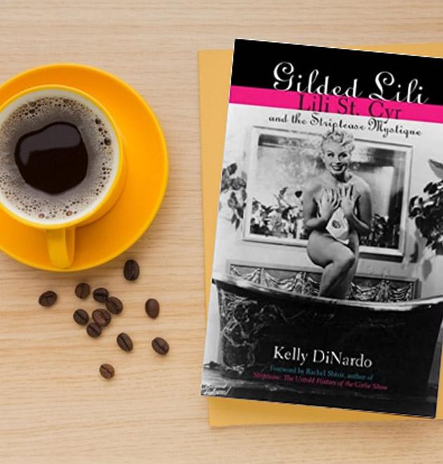 Burlesque Book Club – MeetUp