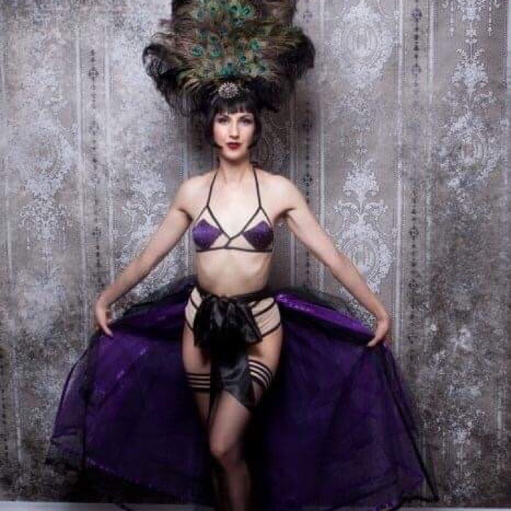 4- week burlesque course for all